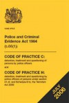 Police and Criminal Evidence ACT 1984: (S.66(1)). - Great Britain Home Office
