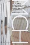 Modern Construction: Handbook (Modern Construction Series) - Andrew Watts