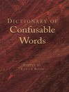 Dictionary of Confusable Words - Adrian Room