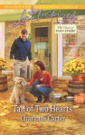 Tail of Two Hearts (Love InspiredThe Heart of Main Street) - Charlotte Carter
