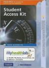 Myhealthlab(tm) Student Access Kit for Health: The Basics, Green Edition - Rebecca J. Donatelle