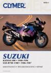 Suzuki Katana 600, 1988-1996/GSX-R750-1100, 1986-1987: Service, Repair, Maintenance - Clymer Publishing