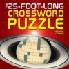 The 25-Foot-Long Crossword Puzzle - Frank Longo