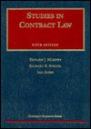 Studies in Contract Law (University Casebook Series) - Edward J. Murphy, Ian Ayres, Richard E. Speidel