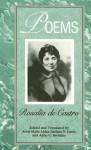 Poems - Rosalía de Castro, Anna-Marie Aldaz, Anne C. Bromley, Barbara N. Gantt