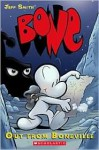Bone Complete Set, Volumes 1 9: Out From Boneville, The Great Cow Race, Eyes Of The Storm, The Dragonslayer, Rock Jaw, Old Man's Cave, Ghost Circles, Treasure Hunters, And Crown Of Horns - Jeff Smith