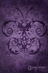 Purple Butterfly Journal - Brigid Ashwood
