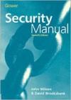 Security Manual - David Brooksbank, John Wilson, Eric Oliver