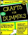 Crafts For Dummies - Leslie Linsley