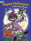 Happy Halloween Coloring Book - Susan T. Hall