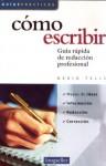 Como Escribir - Nerio Tello