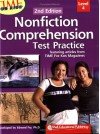 Time for Kids: Nonfiction Comprehension Test Practice, Second Edition, Level 4 - Edward Fry