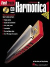 FastTrack Harmonica Method - Book 1: for Diatonic Harmonica (Fast Track (Hal Leonard)) - Blake Neely, Doug Downing