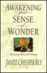 Awakening Your Sense of Wonder: Discovering God in the Ordinary - Janet Chester Bly