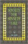 Sonnets for Sonnets' Sake - Sai Grafio
