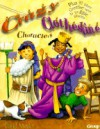 Crazy Clothesline Characters - Carol Mader
