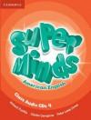 Super Minds American English Level 4 Class Audio CDs (4) - Herbert Puchta, Günter Gerngross, Peter Lewis-Jones