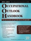 Occupational Outlook Handbook 2014-2015 - U S Dept of Labor, JIST Editors