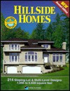 Hillside Homes: 214 Sloping Lot and Multi-Level Designs - Home Planners Inc, Inc Home Planners