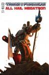 Transformers: All Hail Megatron #1 - Shane McCarthy, Guido Guidi