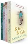 Family Drama 4 E-Book Bundle - Pam Weaver, Kitty Neale, Marie Maxwell, Leah Fleming