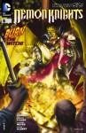 Demon Knights (2011- ) #8 - Paul Cornell, Diogenes Neves, Bernard Chang