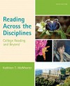 Reading Across the Disciplines: College Reading and Beyond - Kathleen T. McWhorter