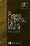 CRC Standard Mathematical Tables and Formulae - Daniel Zwillinger