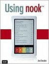 Using nook - Jim Cheshire
