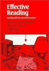 Effective Reading Student's Book: Reading Skills for Advanced Students - Simon Greenall, Michael Swan