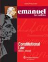 Emanuel Law Outlines: Constitutional Law 2011 - Steven L. Emanuel