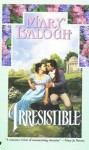 Irresistible (The Horsemen Trilogy) - Mary Balogh