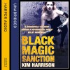 Rachel Morgan: The Hollows (8) - Black Magic Sanction - Kim Harrison, Marguerite Gavin