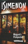 Maigret's Pickpocket - Georges Simenon, Howard Curtis