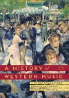A History of Western Music (Ninth Edition) - J. Peter Burkholder, Donald Jay Grout, Claude V Palisca
