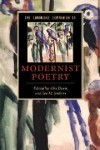 The Cambridge Companion to Modernist Poetry - Alex Davis