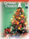 Christmas Treasures: 11 Christmas Piano Solos with Piano Duets (Level 1), Book, CD & General MIDI Disk [With CD and MIDI Disk] - Gail Lew, Chris Lobdell