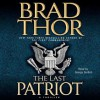 Last Patriot (Audio) - George Guidall, Brad Thor