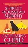 Cat Playing Cupid - Shirley Rousseau Murphy