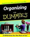 Organizing For Dummies - Eileen Roth, Elizabeth Miles