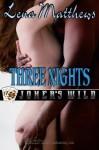 Three Nights (Joker's Wild #2) - Lena Matthews