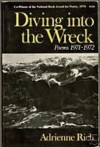 Diving Into the Wreck: Poems 1971-1972 - Adrienne Rich