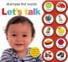 Simple First Words Let's Talk - Roger Priddy