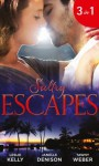 Sultry Escapes (Mills & Boon M&B) (Forbidden Fantasies - Book 31): Waking Up to You / No Strings... / Midnight Special - Leslie Kelly, Janelle Denison, Tawny Weber