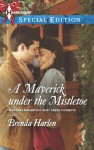 A Maverick under the Mistletoe - Brenda Harlen