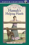 Hannah's Helping Hands: Pioneer Daughters #2 - Jean Van Leeuwen, Donna Diamond