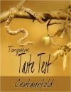 Taste Test: Centaurfold - Rob Knight, Kay Derwydd, Fiona Glass, Emily Veinglory