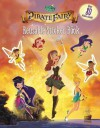 Disney Fairies: The Pirate Fairy: Reusable Sticker Book - Kirsten Mayer