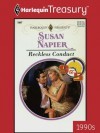 Reckless Conduct (Harlequin Presents, No 1847) - Susan Napier