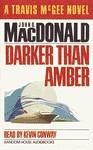 Darker than Amber (Audio) - John D. MacDonald, Kevin Conway